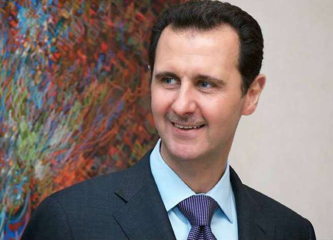 Bashar Al-Assad has won